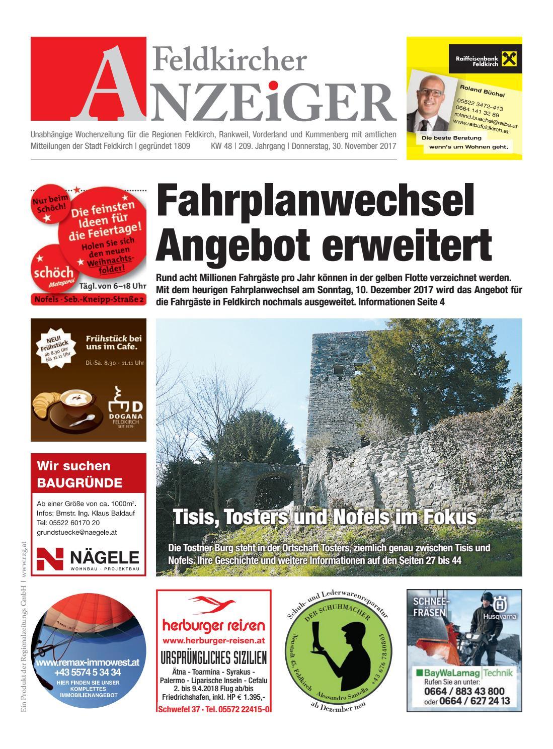 Bekanntschaften in Feldkirch - Partnersuche & Kontakte