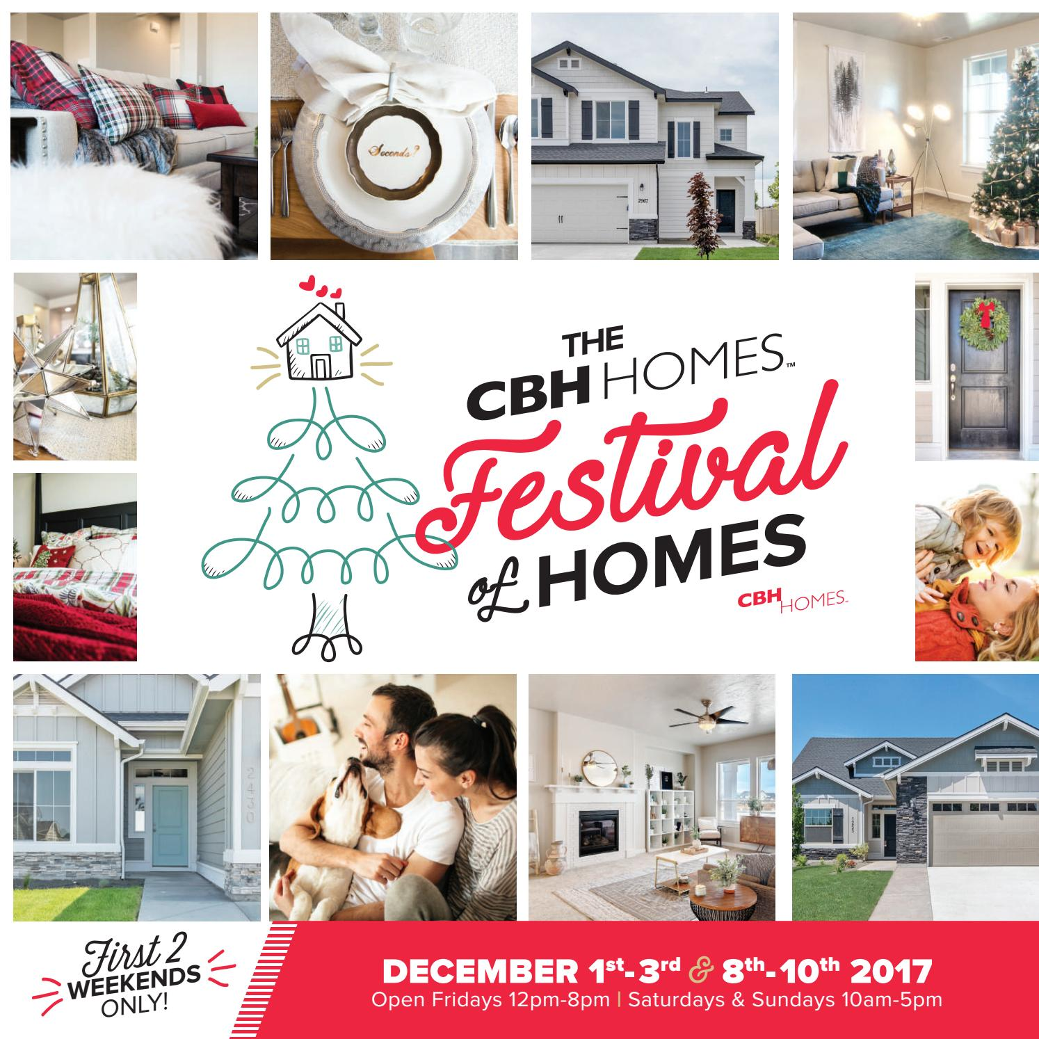 Cbh Homes Festival Of Homes 2017 By Cbh Homes Issuu