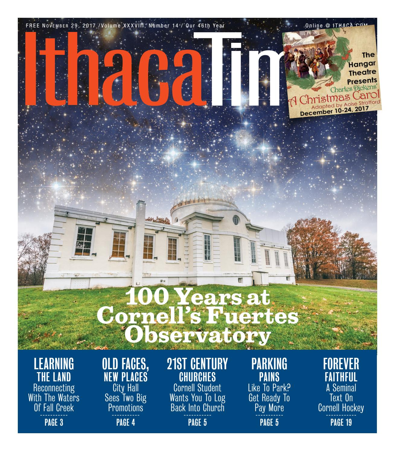 November 29, 2017 by Ithaca Times - issuu