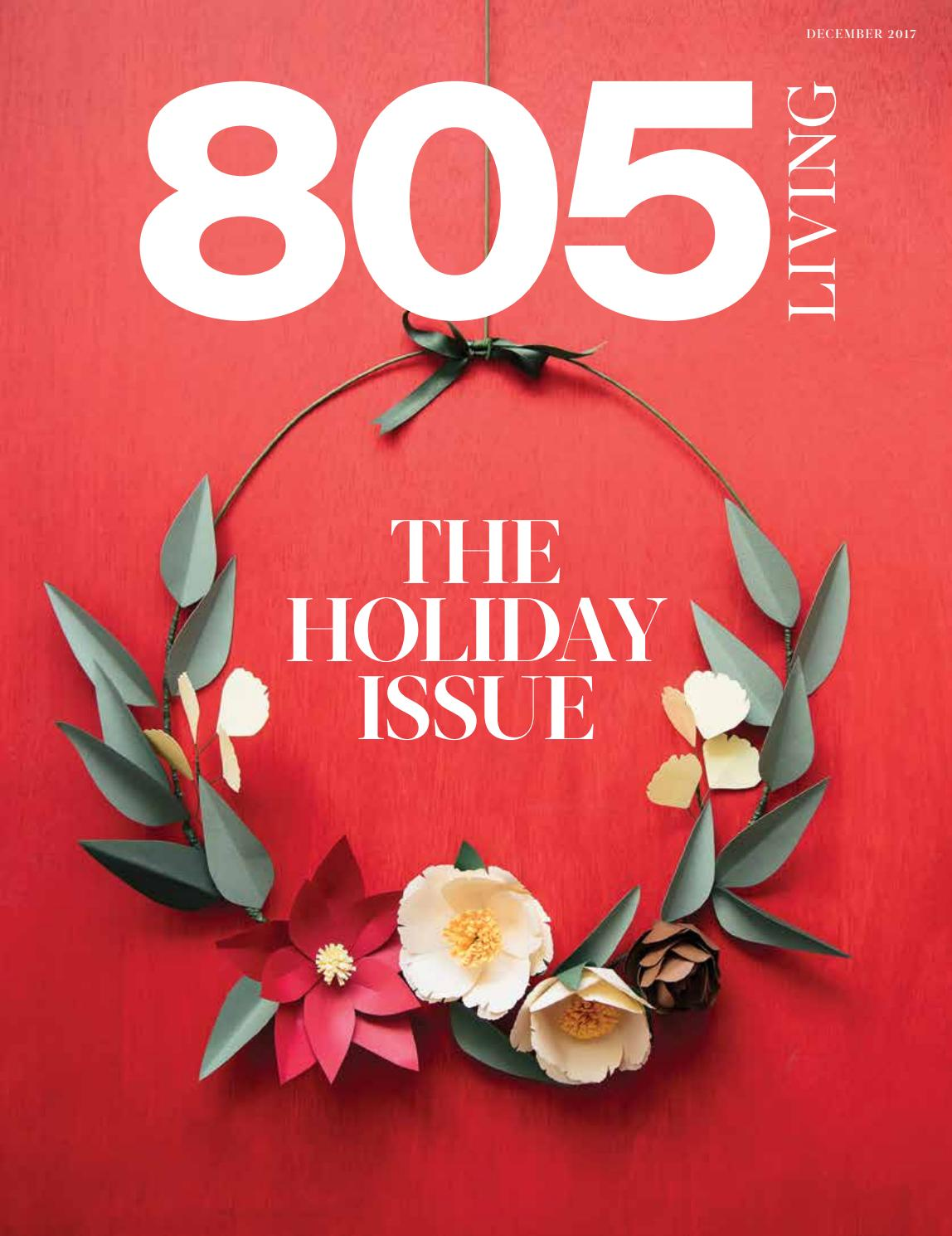 805 Living December 2017 by 805 Living issuu