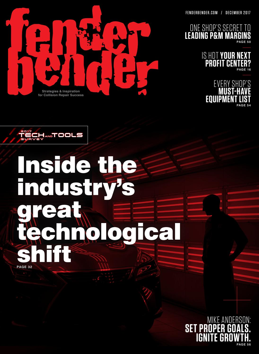 FenderBender - December 2017 by 10 Missions Media - issuu
