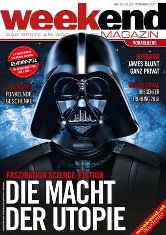 Weekend Magazin Vorarlberg 2017 KW 48 by Weekend Magazin