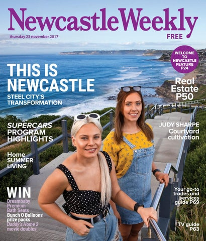 03766bbffa2f 23 November 2017 by Newcastle Weekly Magazine - issuu