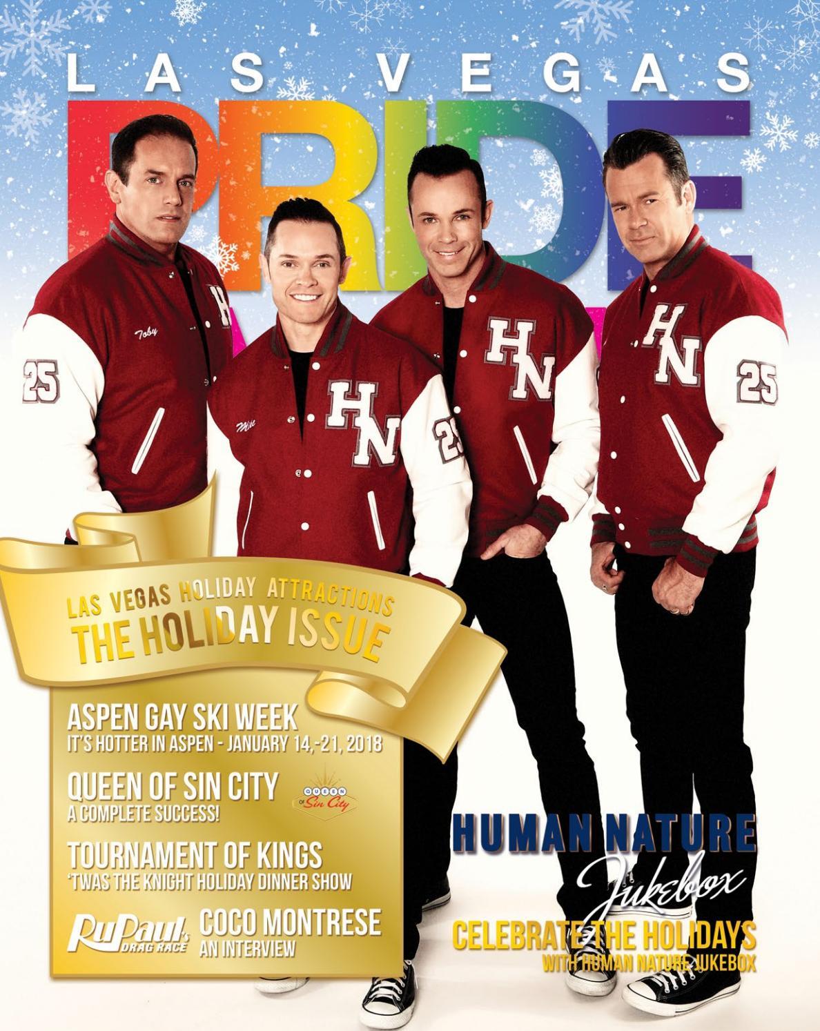 6f80b6618cb Las Vegas PRIDE Magazine - Issue 18 by Las Vegas Pride - issuu