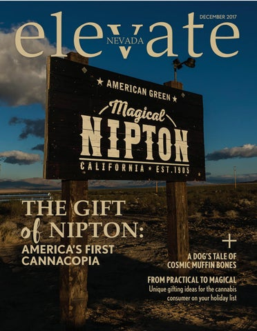 Elevate December the gift if Nipton by Elevate Nevada