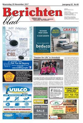 86a911c46ac Berichtenblad 29-11-2017 by Uitgeverij Em de Jong - issuu