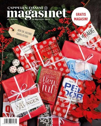 f004973c Cappelen Damm Magasinet - JULEN 2017 by Cappelen Damm Bokmagasiner ...