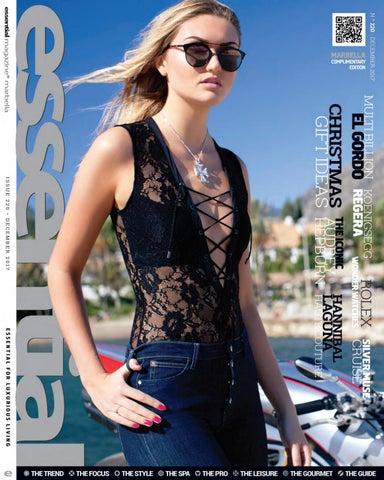 742ebc8f06 Essential Magazine December 2017 by Publicaciones Independientes ...