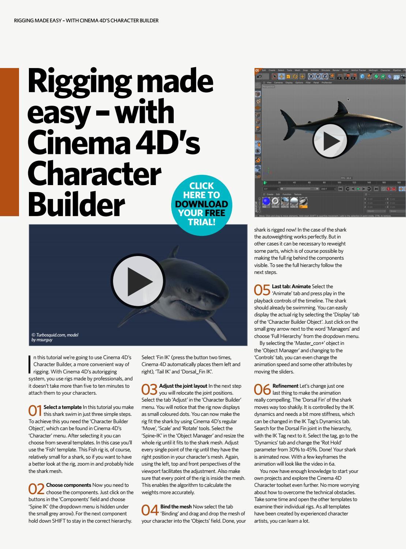 Maxon Presents: Cinema 4D Techniques by Future PLC - issuu