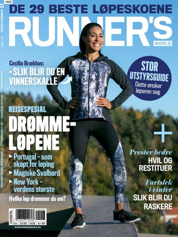 official photos 323bb 2f4c1 Runner s World 8 17 by Runner s World Norge - issuu