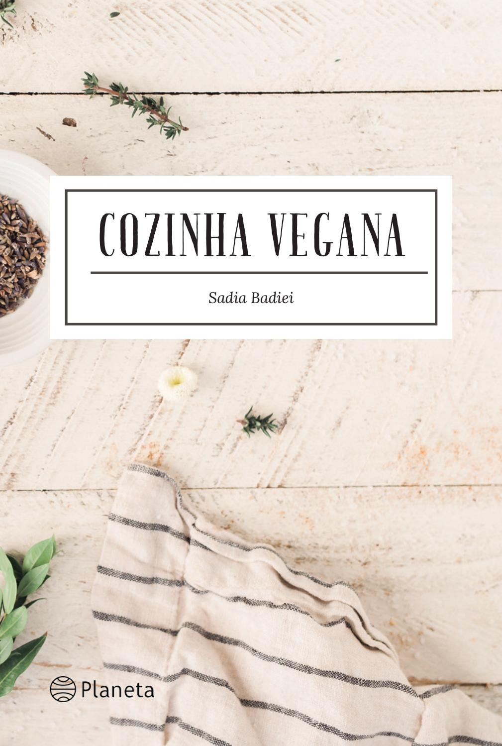 Cozinha Vegana by Thabata Pinheiro - Issuu