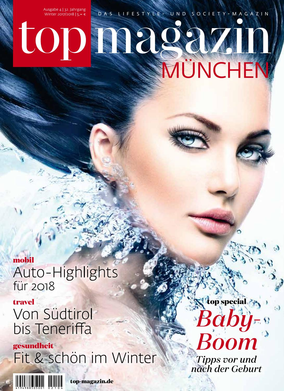 Top Magazin München Winter 2017 By Top Magazin   Issuu