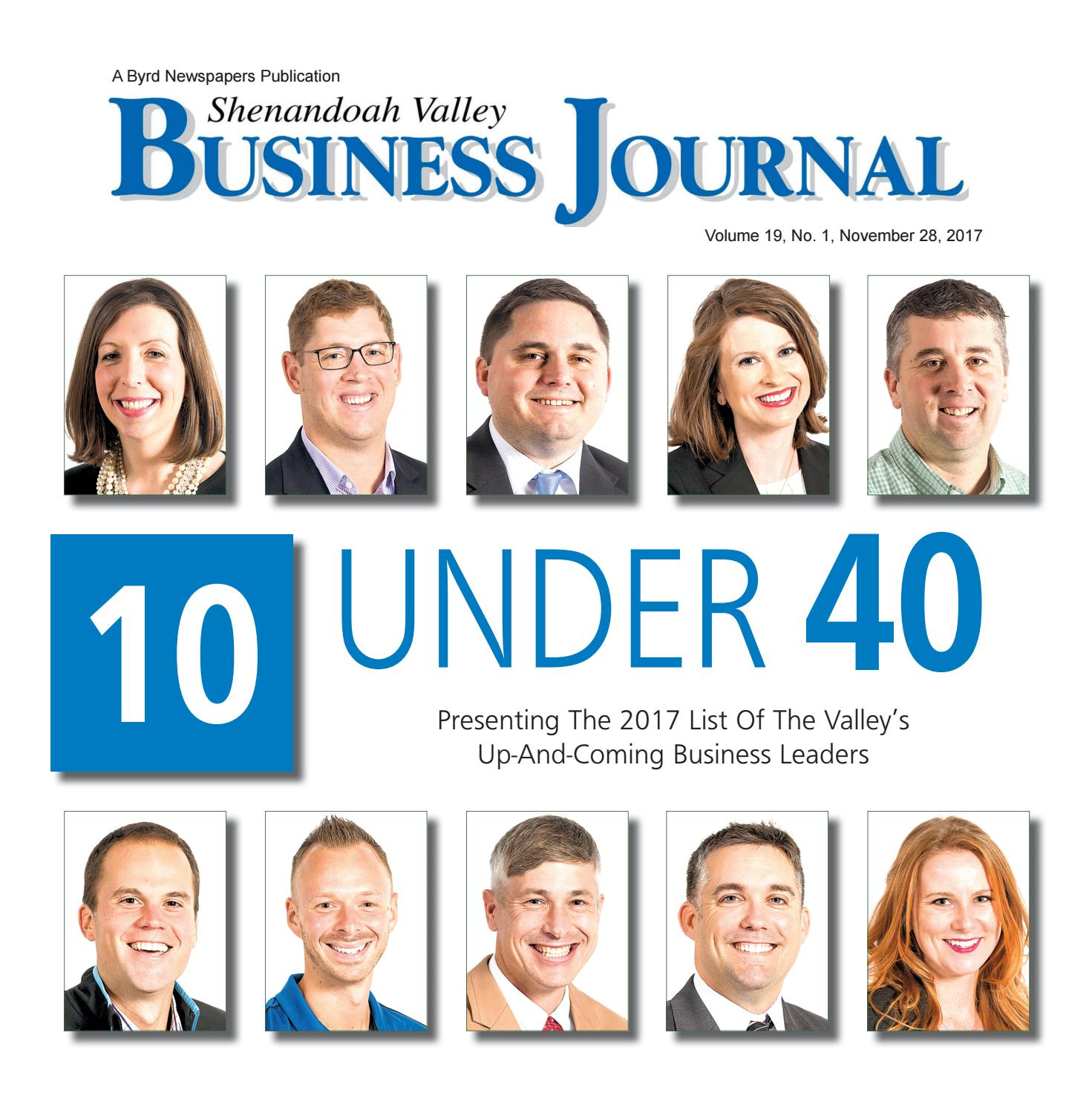 Shenandoah Valley Business Journal - May 2016 by Daily
