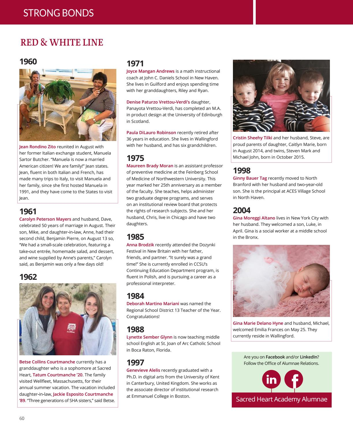 HEART Magazine - Fall 2017 by Sacred Heart Academy - issuu