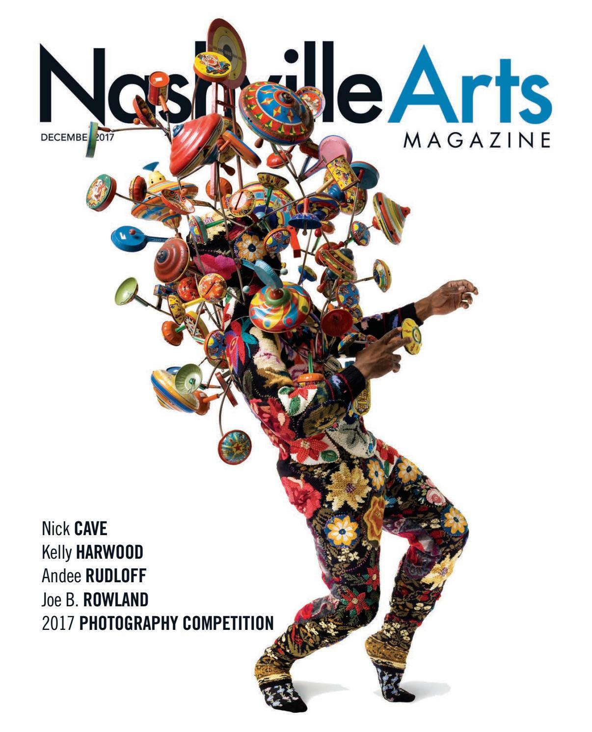 Nashville Arts Magazine - December 2018 by Nashville Arts