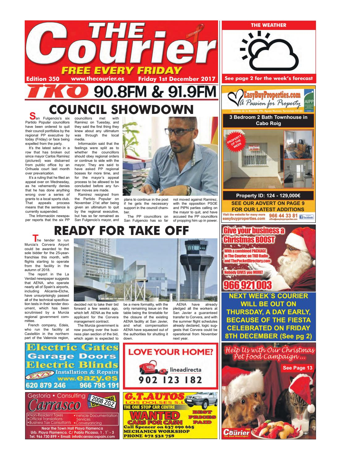 The Courier 350 By The Courier Newspaper Issuu