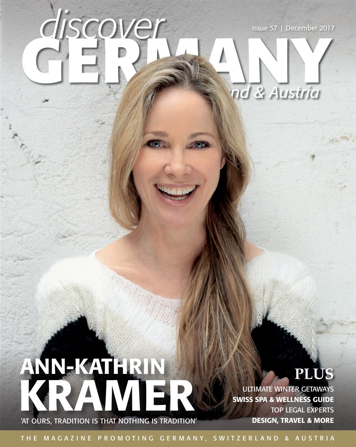 da677c0d06fe Discover Germany, Issue 57, December 2017 by Scan Group - issuu