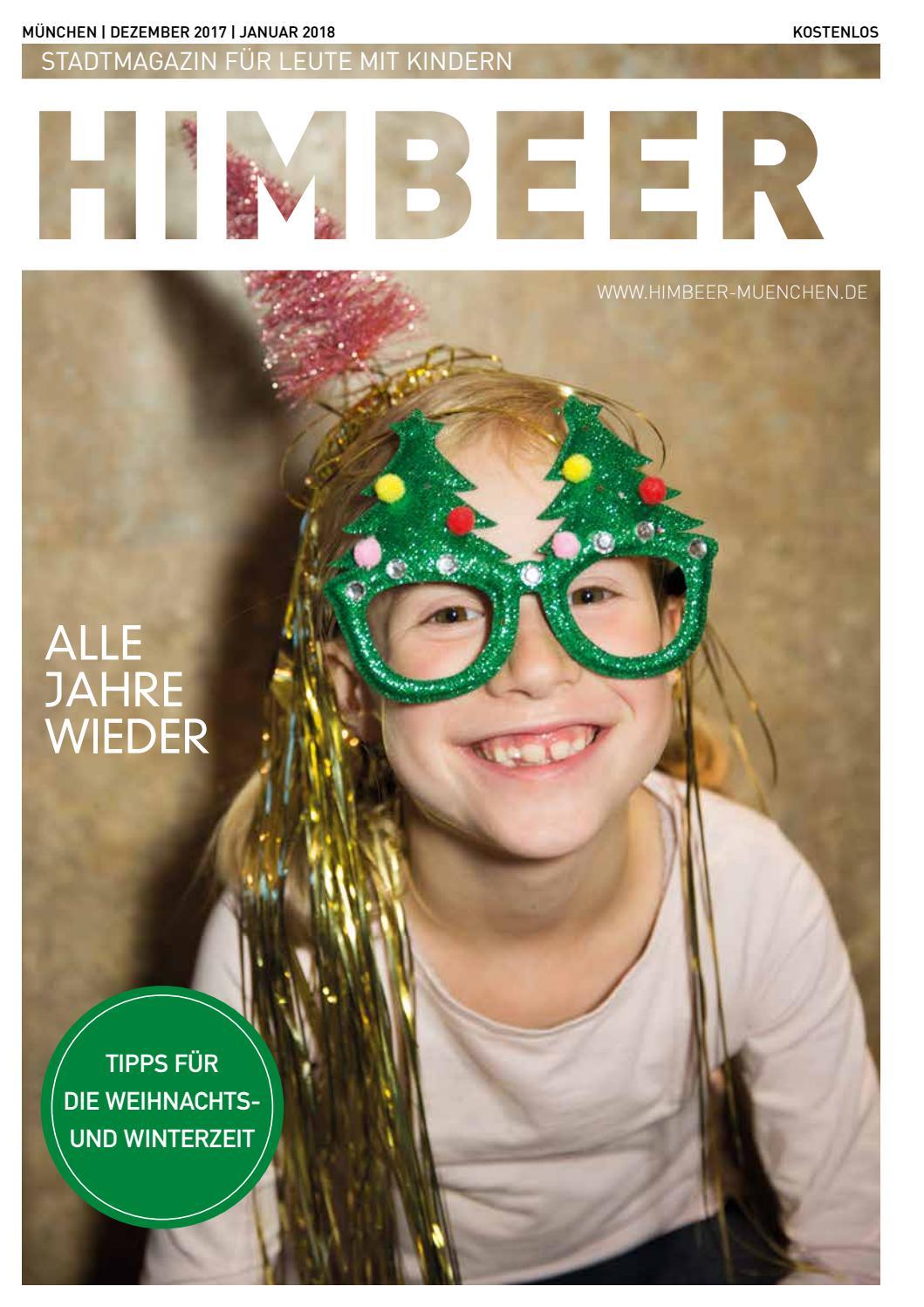 HIMBEER München DEZEMBER 2017 JANUAR 2018 by HIMBEER Verlag - issuu