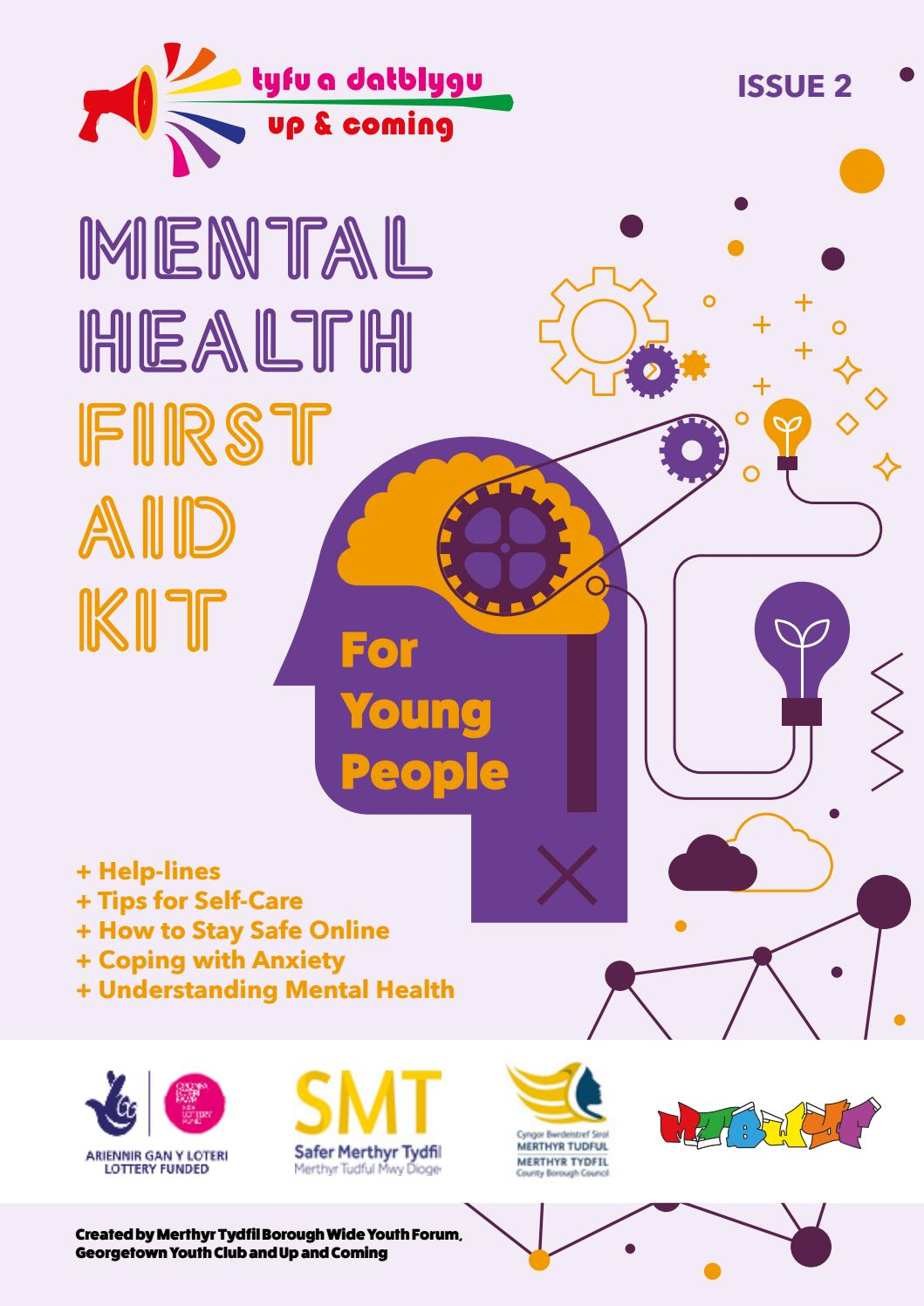 Up & Coming - Issue 2: Mental Health First Aid Kit by Joy Creative - issuu