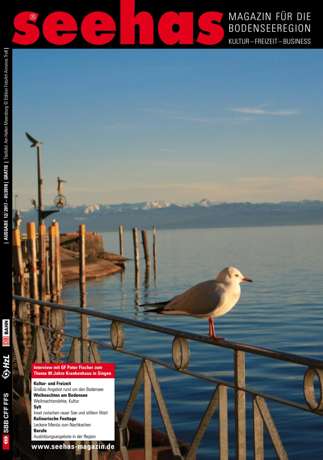 Seehas-Magazin Dezember 2017 Januar 2018 by Ernst Troll - issuu