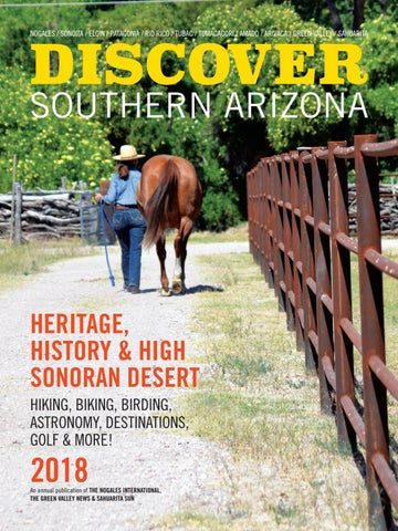 Discover Southern Arizona By Wick Communications Issuu - Tubac az car show 2018