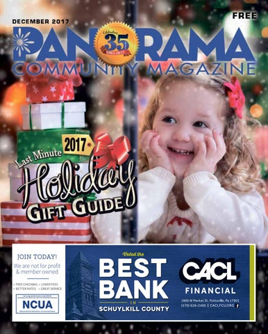 2d48e2f5f1a332 Panorama Community Magazine December 2017 by Panorama Community ...