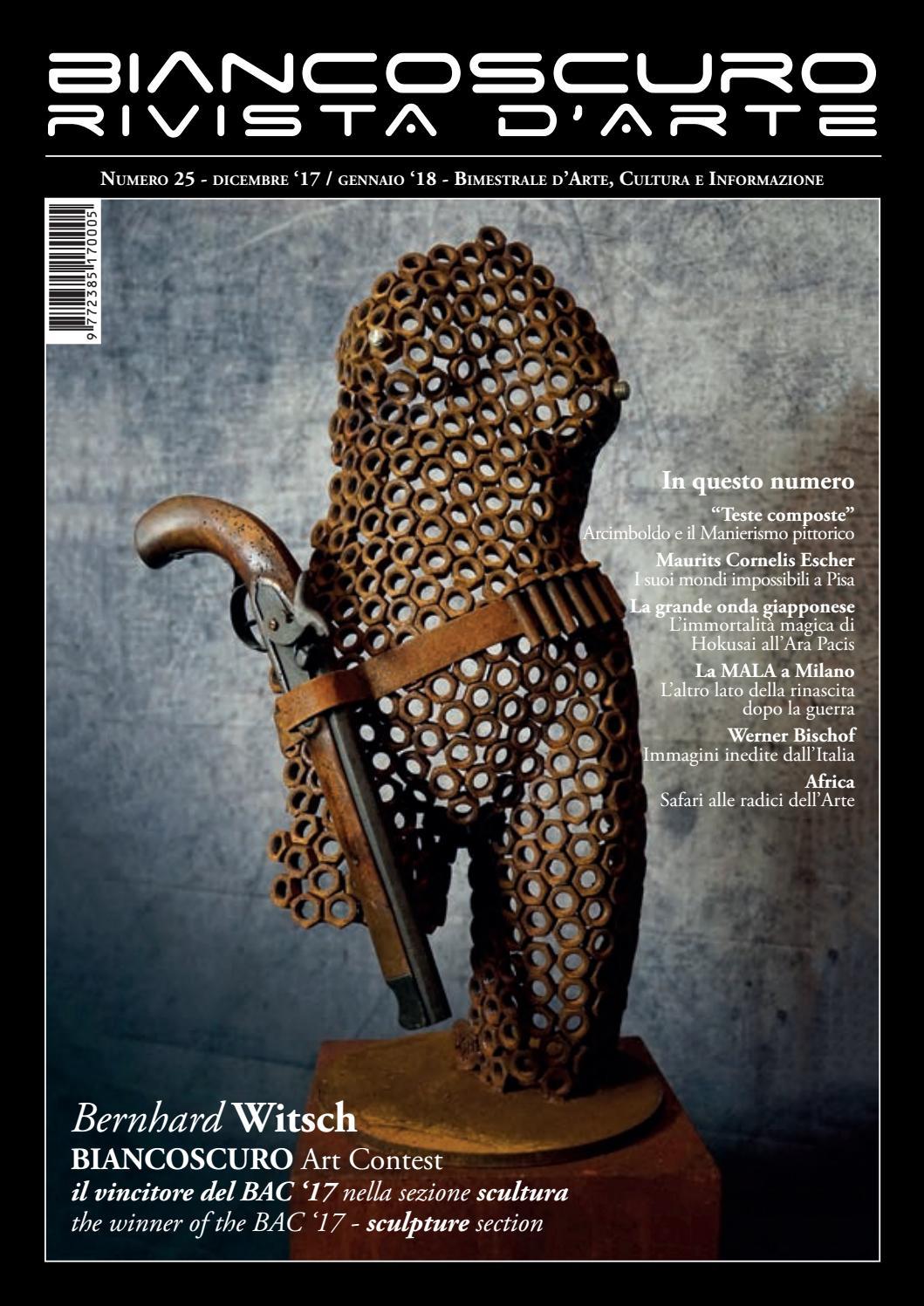 Biancoscuro Art Magazine  25 by biancoscuro - issuu 21eb1386d987