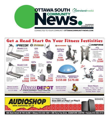 Ottawasouth113017 by metroland east ottawa south news issuu page 1 fandeluxe Image collections
