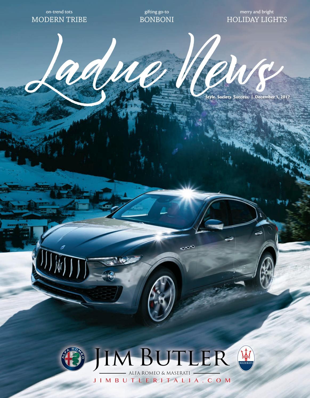 December 1, 2017 by Ladue News - issuu