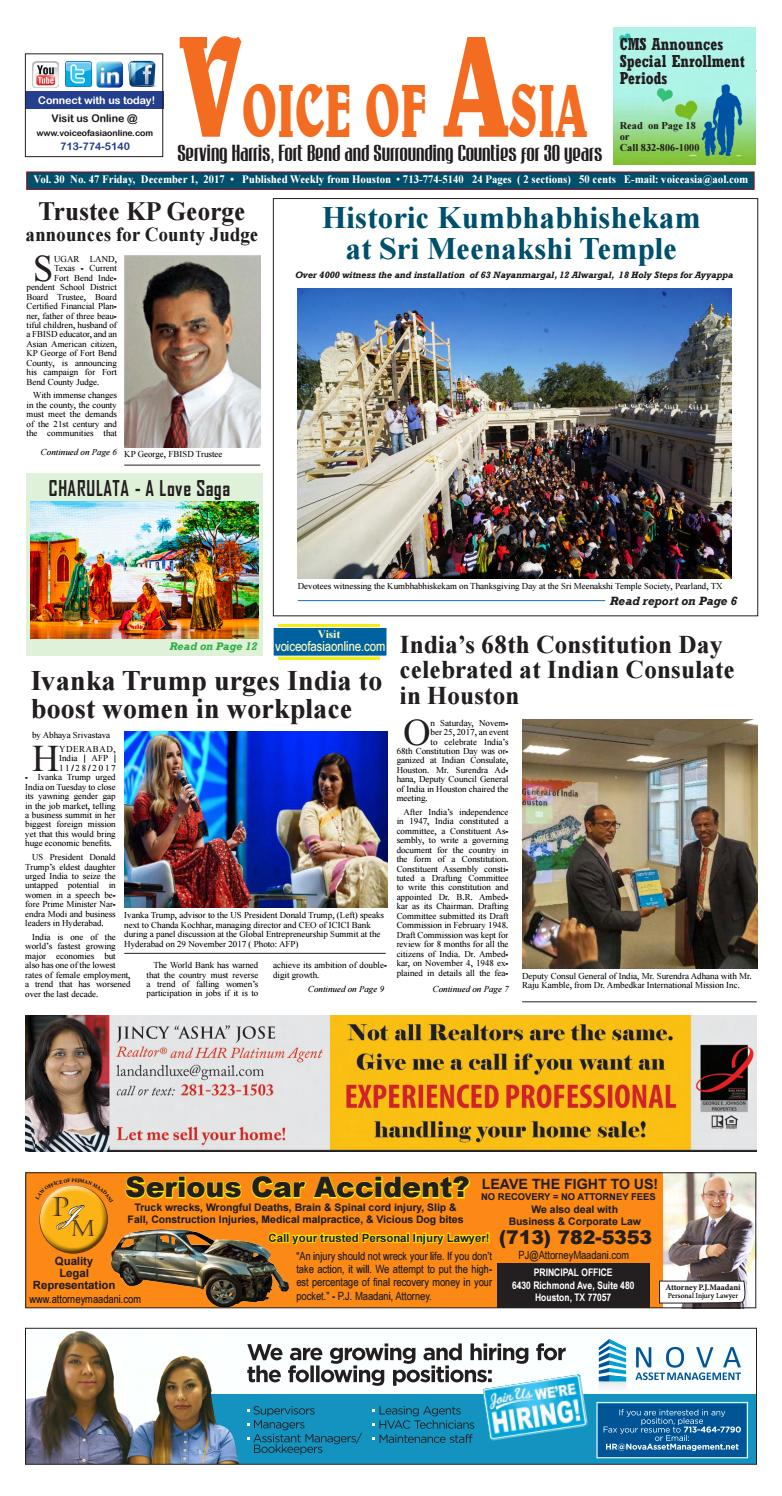 Voice of Asia E paper Dec 20, 20207 by VoiceOf Asia   issuu