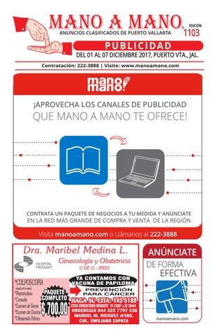 381d47a95b39 Publicidad 1103 by MANO A MANO - issuu