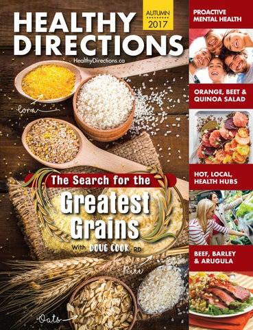 Autumn Edition 2017 by Healthy Directions - issuu