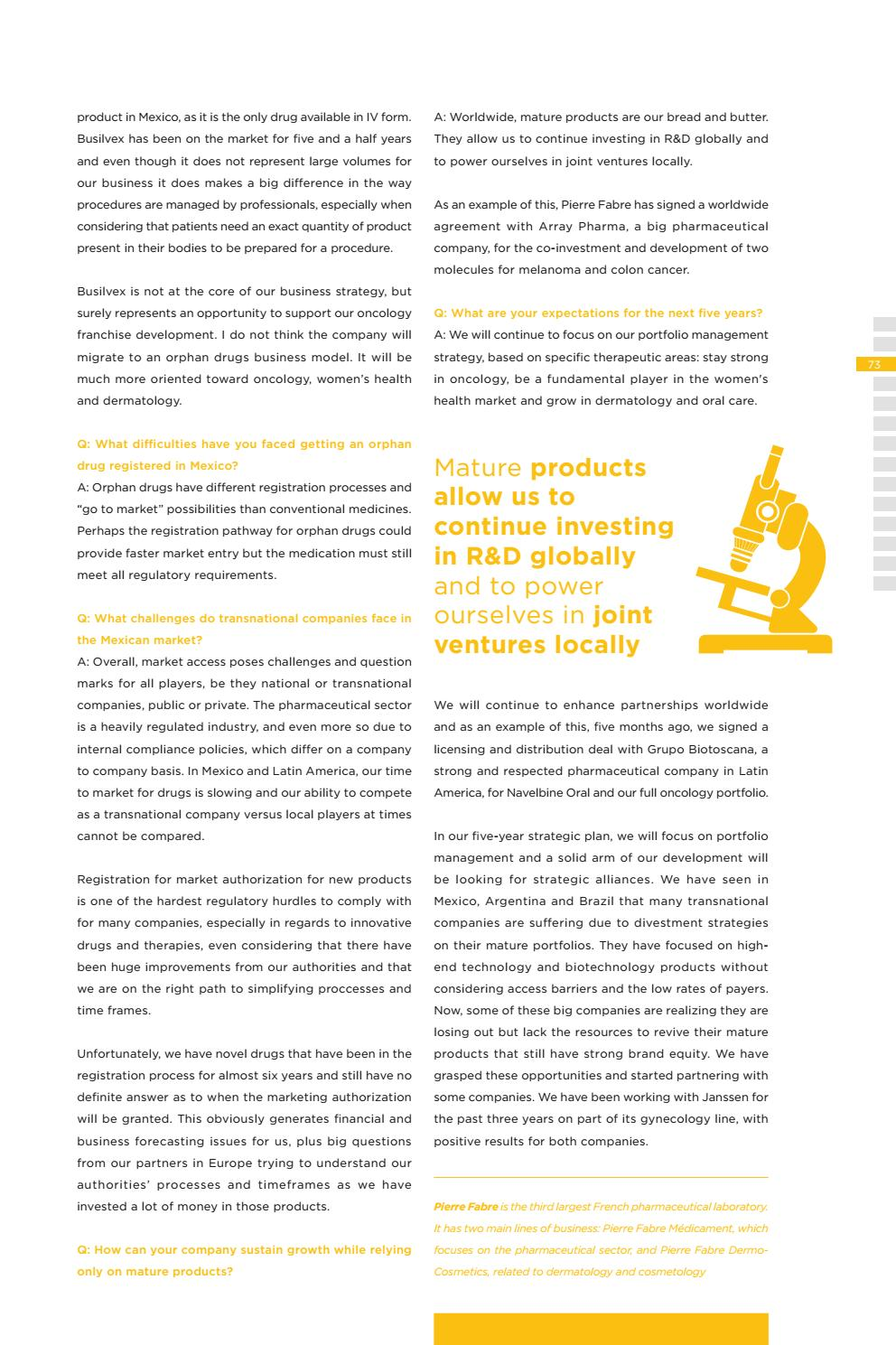 Mexico Health Review 2017 by Mexico Business Publishing - issuu