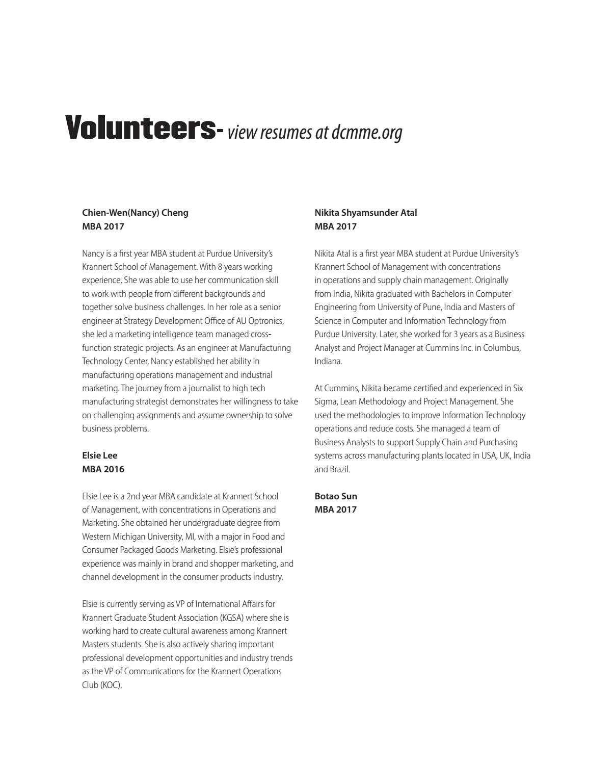 2015 Fall Newsletter By Dcmme Issuu