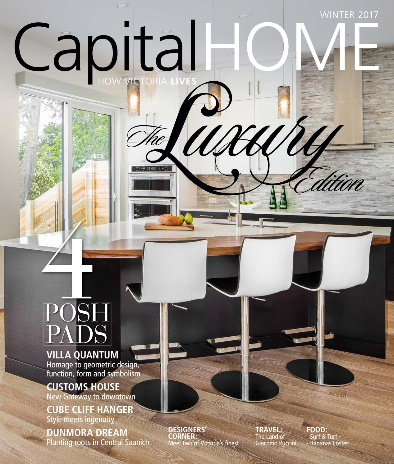 Capital Home Summer 2017 By Times Colonist Issuu # Federici Muebles Canada Gomez