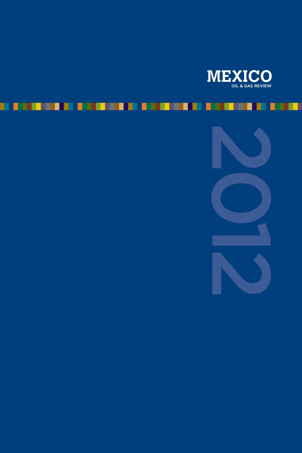 Mexico Oil Gas Review 2012 By Business Publishing Issuu 2r Ladder Dac Public Circuit Online Simulator