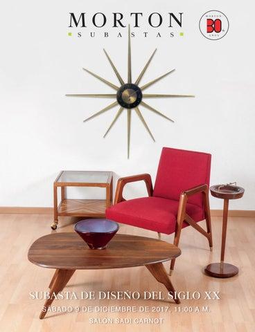 Subasta de Diseño del siglo XX by Morton Subastas - issuu bd87fb78cdc