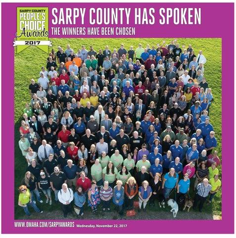 Sarpy County People S Choice 2017 By Suburban Newspapers Issuu