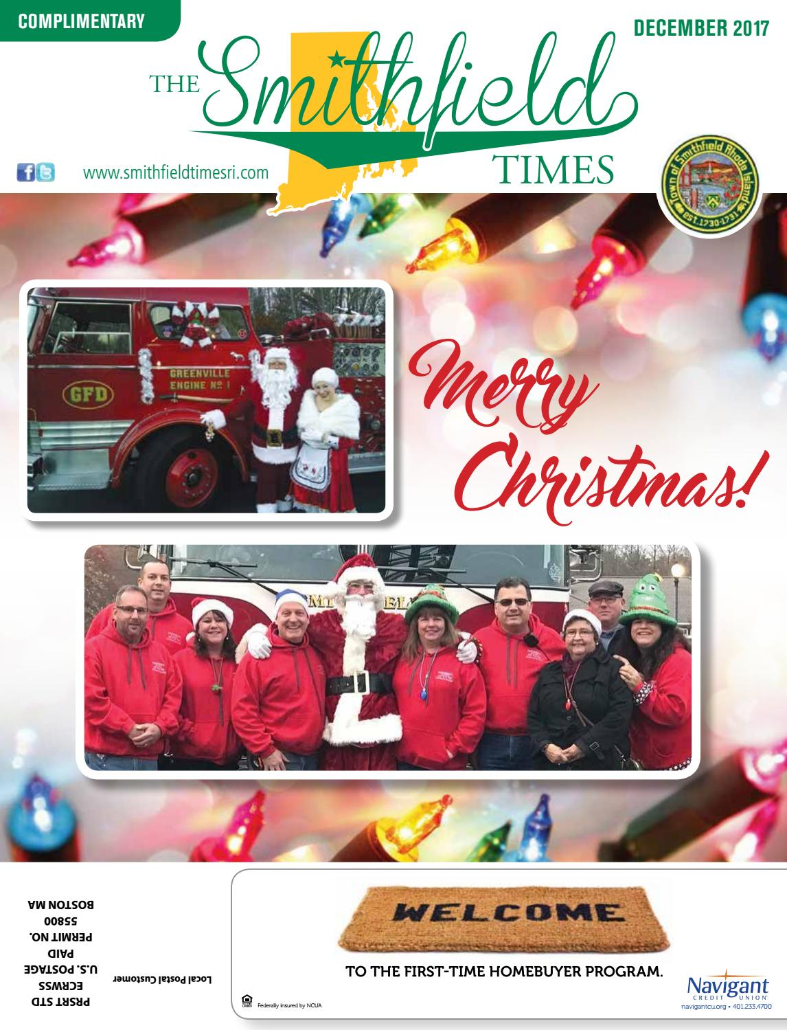 The Smithfield Times December 2017 by ricommongroundnews - issuu