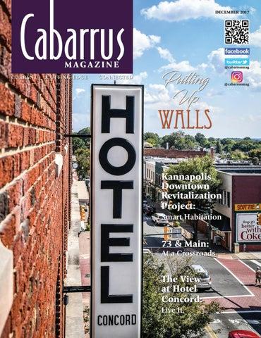 December 2017 By Cabarrus Magazine Issuu