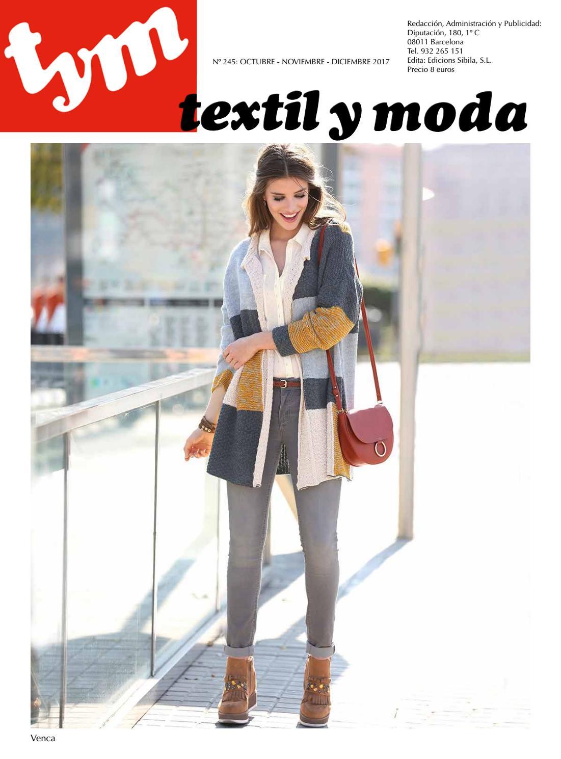 By Sl Moda La Revista Y Sibil 245 Issuu Textil Edicions lKcT13FJ