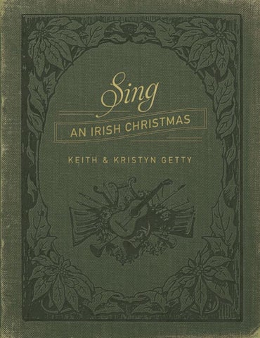 sing an irish christmas program book by getty music issuu