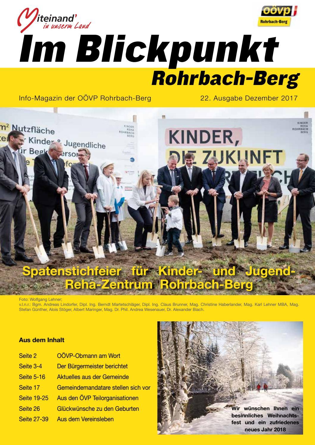 Rohrbach in obersterreich single night Sex treff in gronau