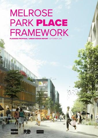 Melrose Park Place Framework By Robertsday Issuu