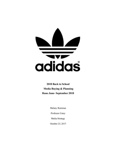 adidas Magazine Buy by Melany Rumman - issuu