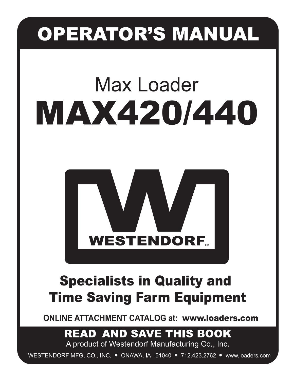 Max 420 440 by jellingson2003 - issuu