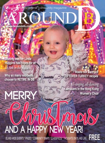 b6f5b31c25a Around DB December Issue 2017 by Around DB Magazine - issuu
