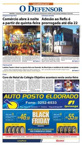 Jornal O Defensor 1° de dezembro de 2017 by gabriel baglioti - issuu f1fb0a890dcbb