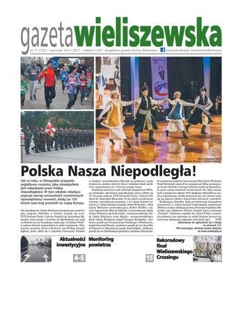 Gazeta Wieliszewska Nr 11 1222017 By Gmina Wieliszew Issuu