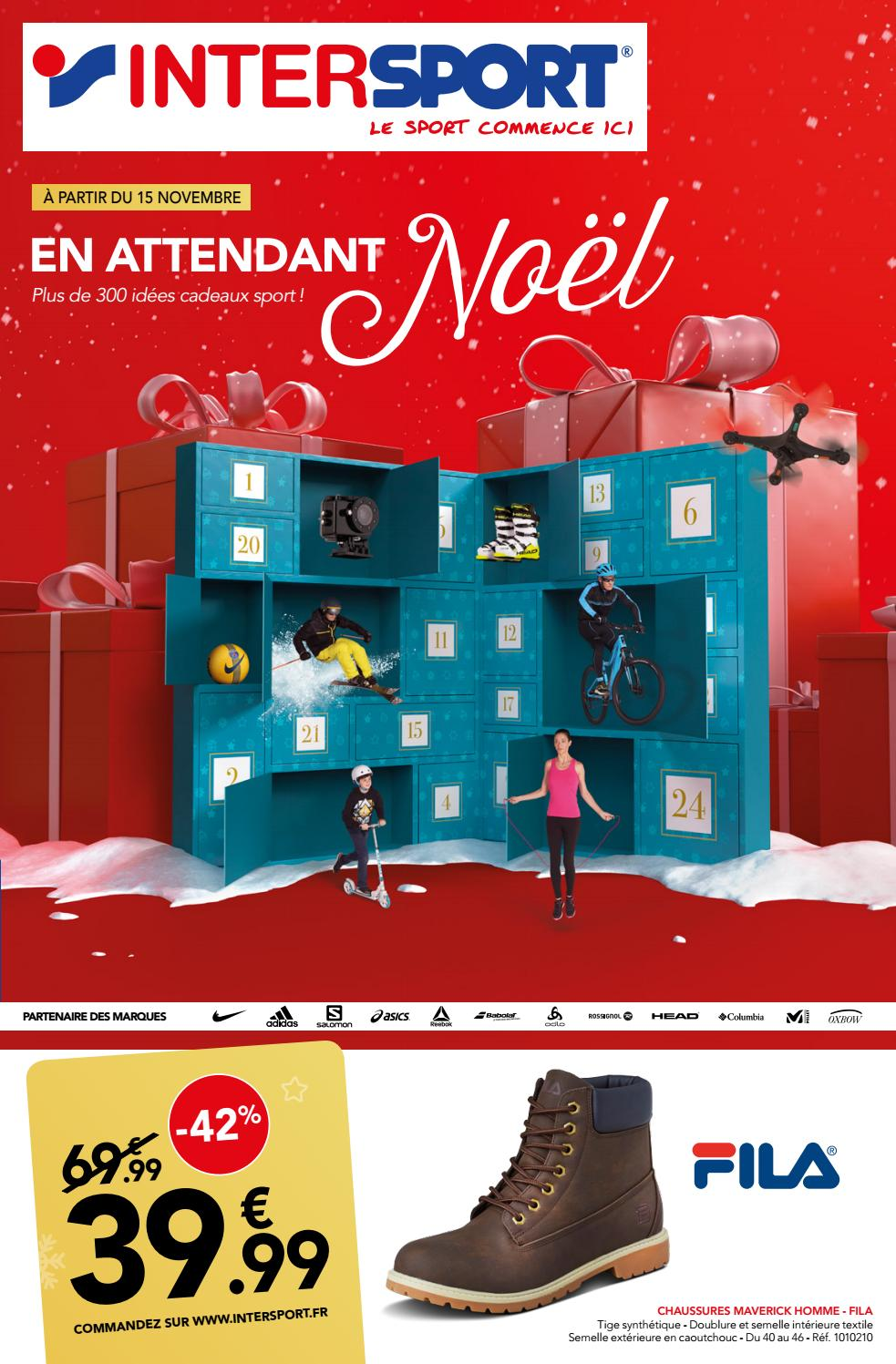 authentic quality factory outlets reasonable price INTERSPORT - NOEL CADEAUX SPORT by INTERSPORT France - issuu